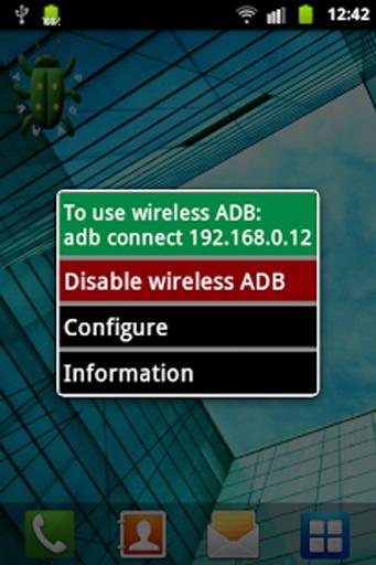 YawADB - Wireless ADB (GPL)截图2