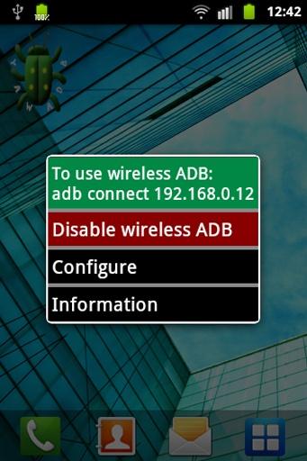 YawADB - Wireless ADB (GPL)截图8