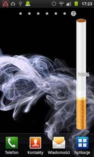 玩免費工具APP 下載香烟真正的Widget电池 app不用錢 硬是要APP
