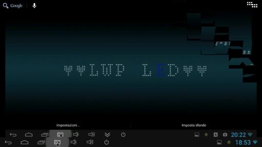 魔术LWP3D动画
