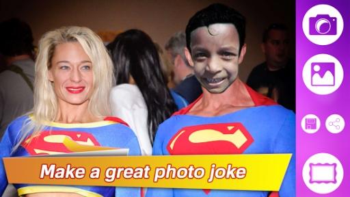 搞笑图片 - 照片编辑器截图3