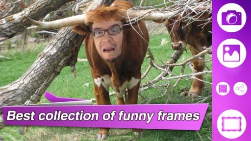 搞笑图片 - 照片编辑器截图4