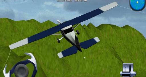 塞斯纳3D飞行模拟器截图0