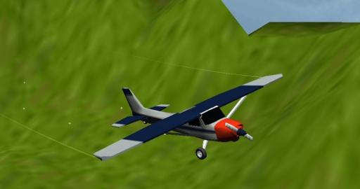塞斯纳3D飞行模拟器截图1