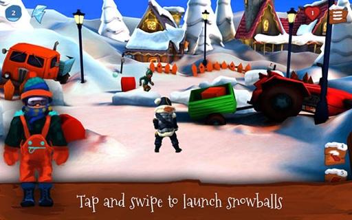 【免費動作App】3D光隆羽绒冬季版-APP點子