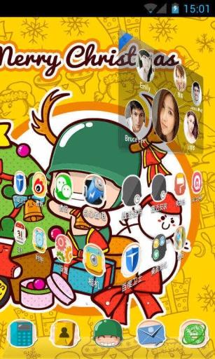 点心主题-炮炮兵过圣诞 工具 App-愛順發玩APP