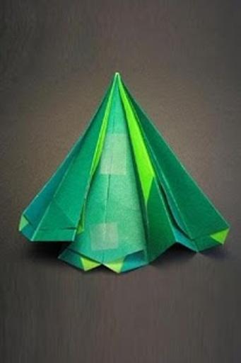 圣诞礼物(折纸圣诞