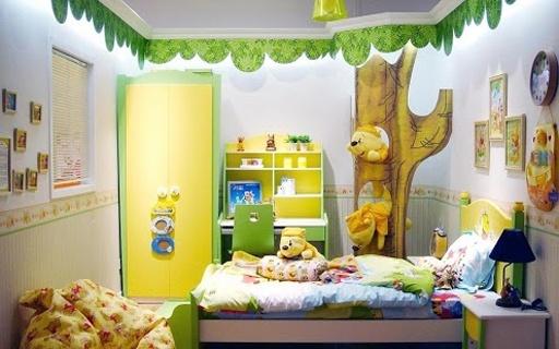 儿童室内设计v1.0_站外应用