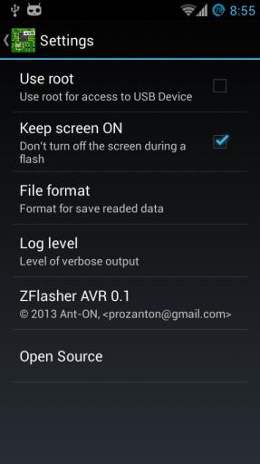 ZFlasher AVR截图5