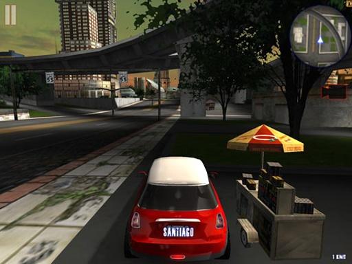 城市疯狂赛车截图2