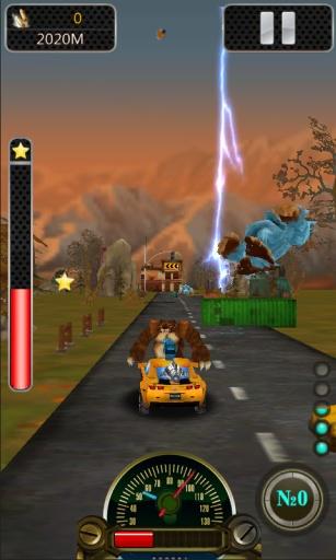 玩免費賽車遊戲APP|下載3D暴力飞车(震撼) app不用錢|硬是要APP