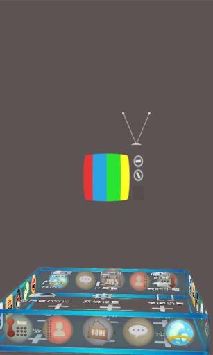 宝软3D主题-无线电视机