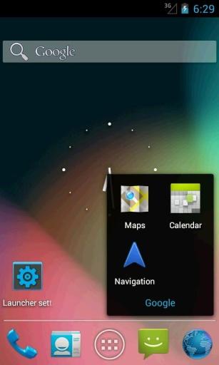 Holo桌面启动器 高清版截图3