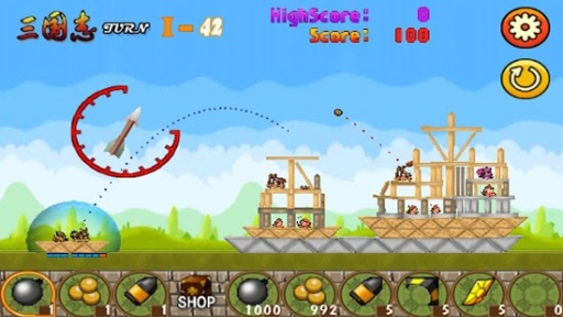 玩益智App 三国砰砰砰免費 APP試玩