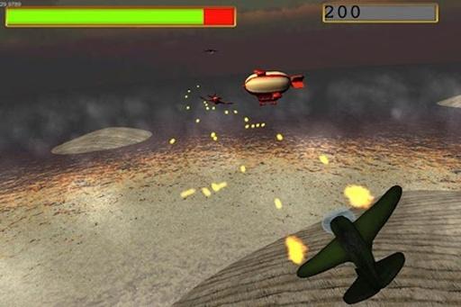 空中打击 3D