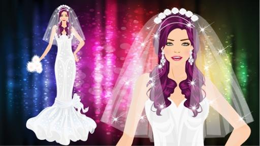 现代新娘装扮游戏截图8