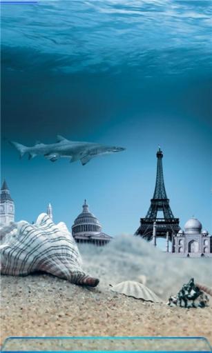 宝软3D主题-海底世界