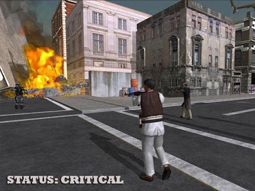 城市突围:特种部队截图1
