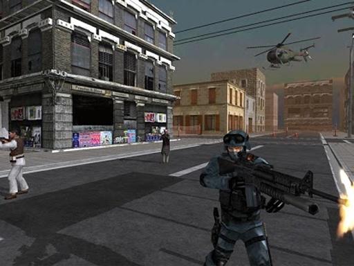 城市突围:特种部队截图2