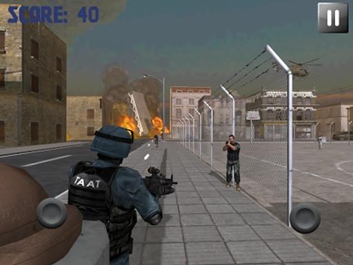 城市突围:特种部队截图3