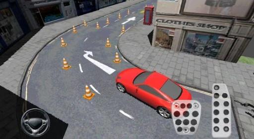 3D 巴士停車- 遊戲天堂