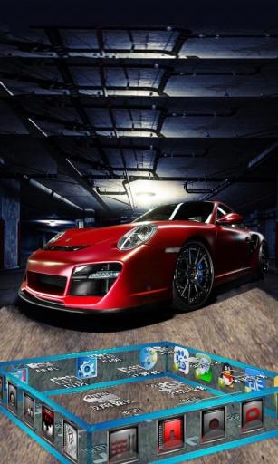 宝软3D主题-红色旋风者|玩工具App免費|玩APPs