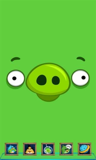 宝软3D主题-愤怒的小鸟