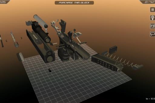 枪械拆卸大师截图4