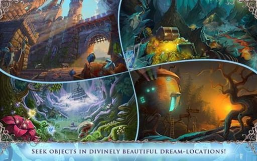 梦想:隐藏的冒险截图1
