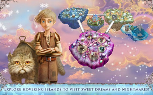 梦想:隐藏的冒险截图2
