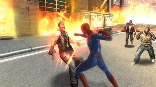 The Amazing Spider-Man GO截图1