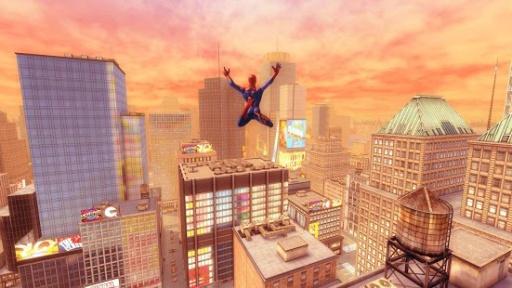 The Amazing Spider-Man GO截图2