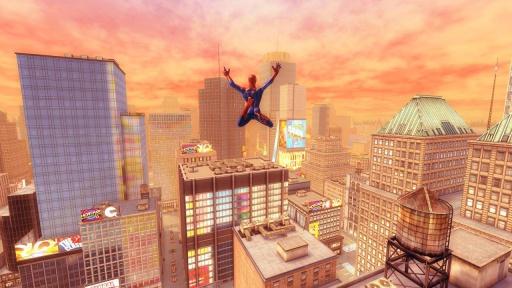 The Amazing Spider-Man GO截图5