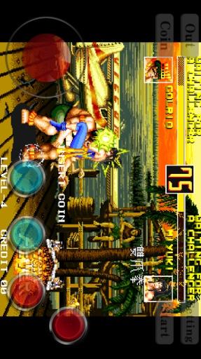 功夫格斗 - 战斗游戏截图1