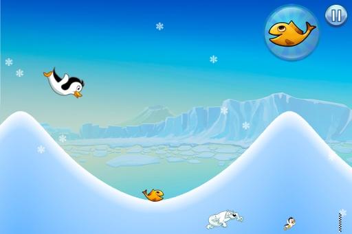 企鹅:自由飞翔截图1