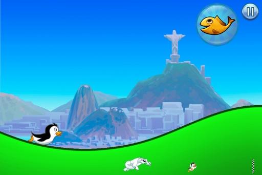 企鹅:自由飞翔截图2