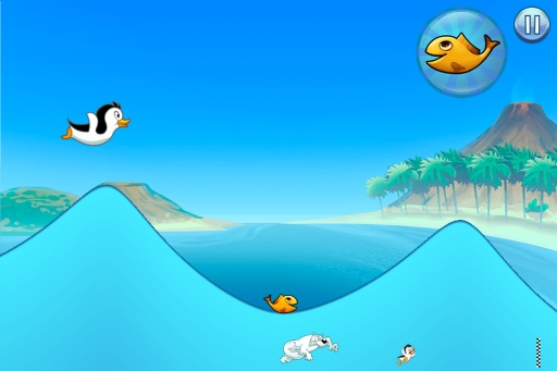 企鹅:自由飞翔截图3