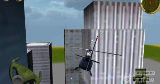 警用直升机:3D飞行截图1