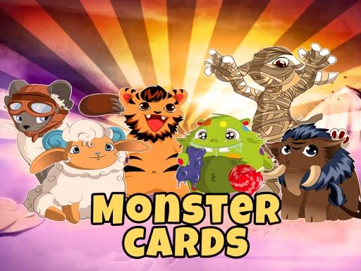 怪兽卡牌截图1