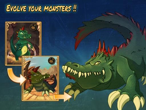 怪兽卡牌截图3