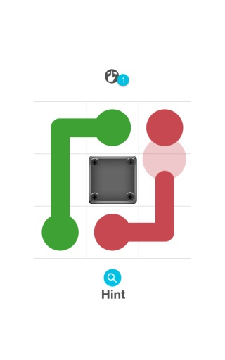 方块连线截图1