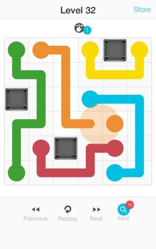 方块连线截图3