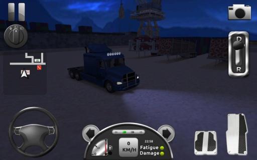 卡车模拟3D截图1