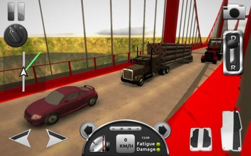 卡车模拟3D截图2