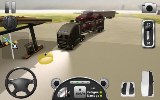 卡车模拟3D截图3