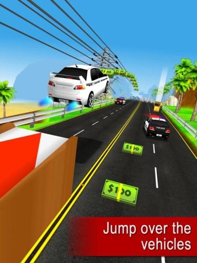 街头追逐 動作 App-癮科技App
