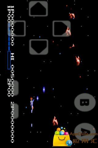 【飛行空戰】沙罗曼蛇街机版-癮科技App
