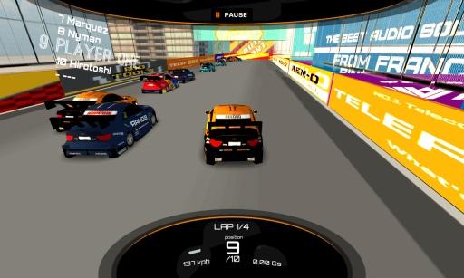 极速飙车-V8|玩賽車遊戲App免費|玩APPs