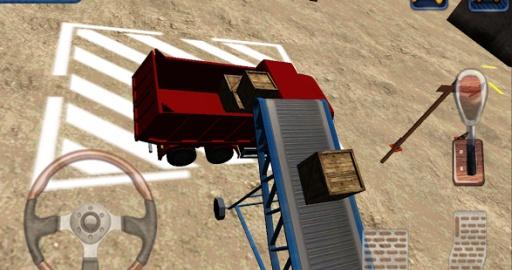 重卡货运3D截图1