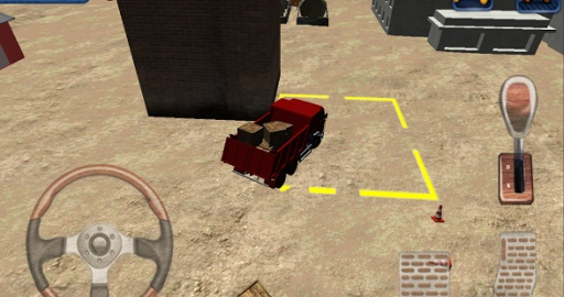 重卡货运3D截图2